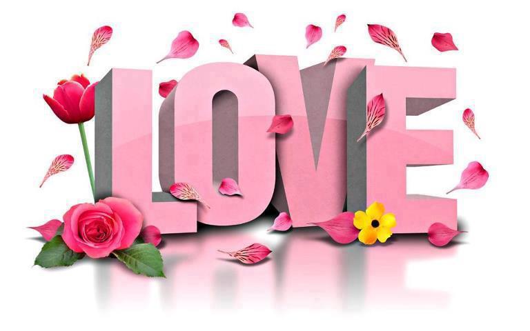Love Wallpaper Barish : Je t aime